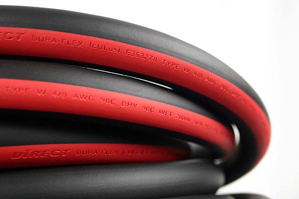 Dura flex cable